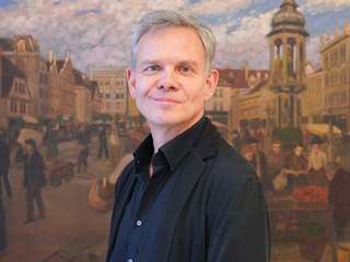 Stadtschreiber Jörg-Menke Peitzmeyer