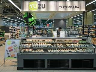 Yuzu - Frisches Sushi im Supermarkt