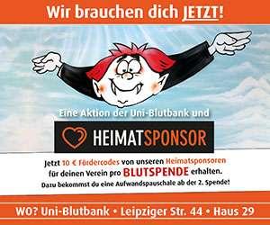 Heimatsponsor-Uni-Blutbank-Aktion