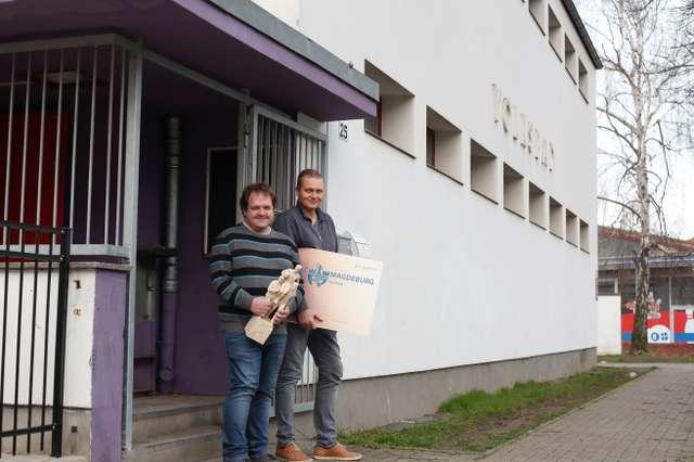 Das Fanprojekt Magdeburg zieht nach Sudenburg