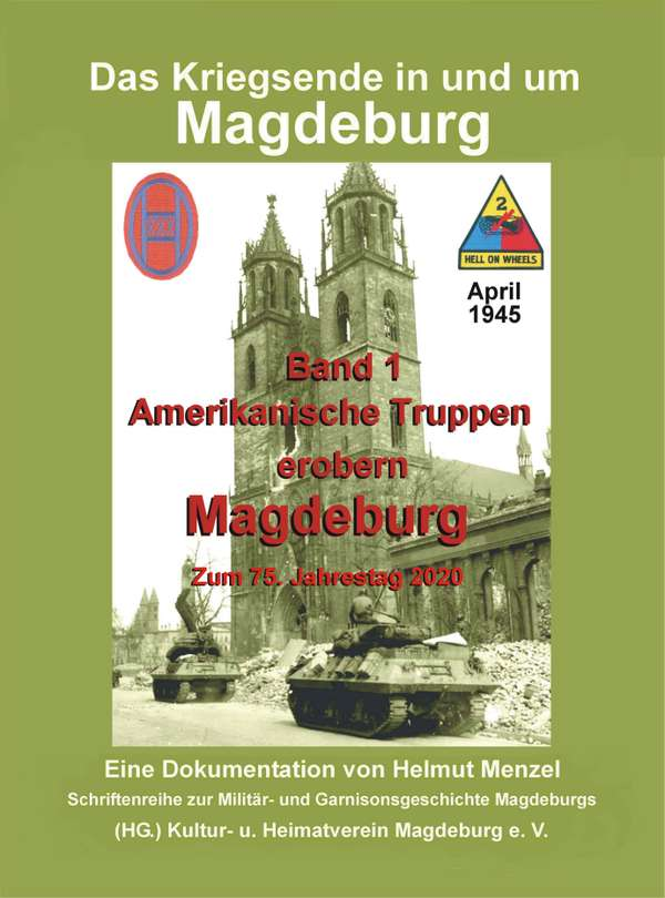 Das Kriegsende in und um Magdeburg
