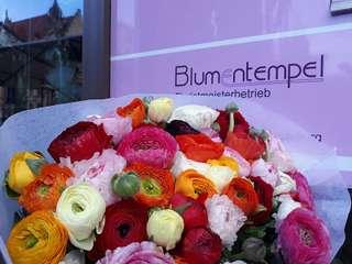 Blumenstrauss vom Blumentempel