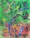 Acryl-Gemälde von Nicole Fieber