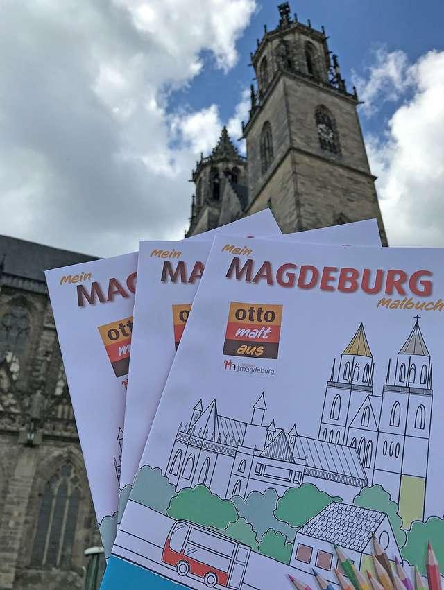 Magdeburg-Malbuch