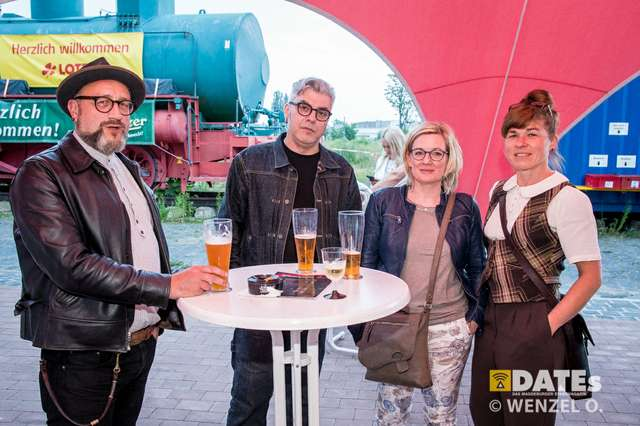 Hengstmanns Sommer Open Air im Technikmuseum - Fest.2