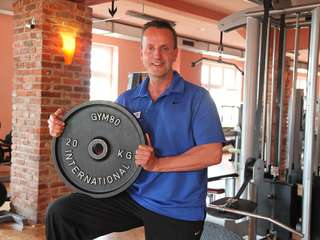 Fitness-Class-Chef Mario Bauermeister