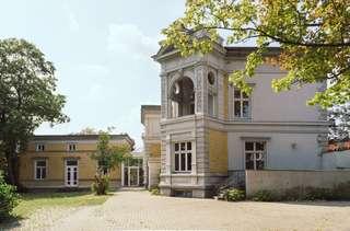 Außenansicht Villa Wervoll