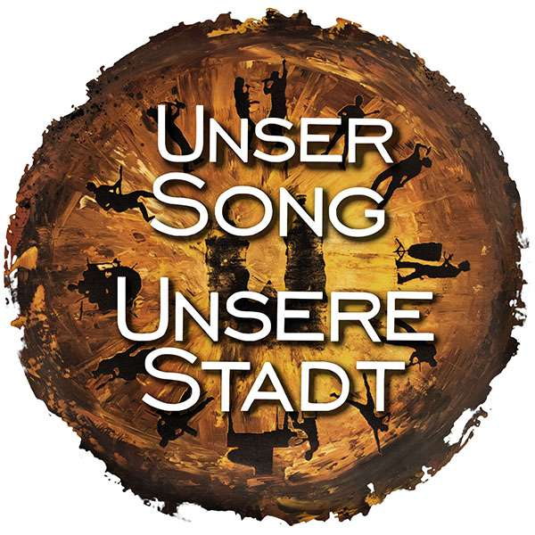 CD-Cover Unser Song - Unsere Stadt