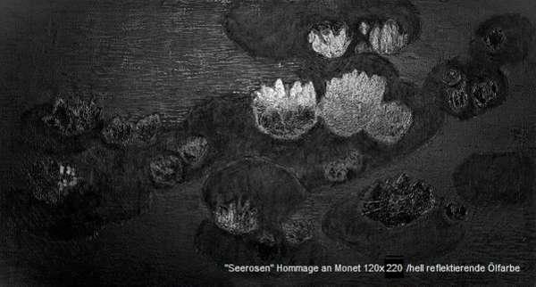 """""""Seerosen"""" von Jochen P. Heite"""
