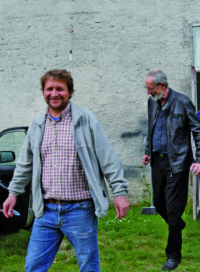 Angelo Brugnera und Jochen P. Heite
