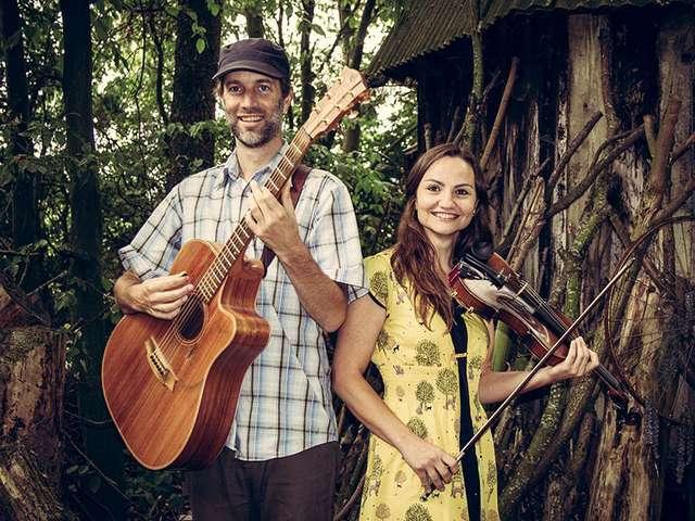 Tim McMillan und Rachel Snow