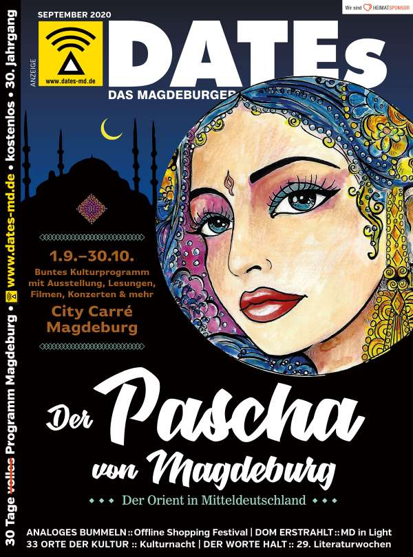DATEs September 2020 - Echt Orientalisch