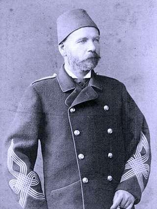 Carl Detroit alias Mehmed Ali Pascha