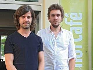 Frank Markiewicz und Stephan Struve
