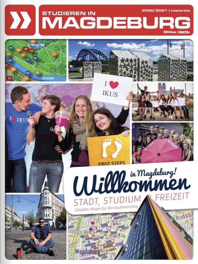 Studieren in Magdeburg 2020-21