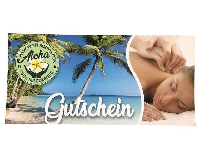 Aloha Bodywork Gutschein