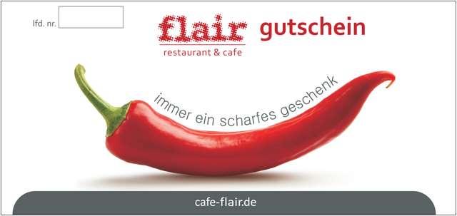 Gutschein vom Café Flair