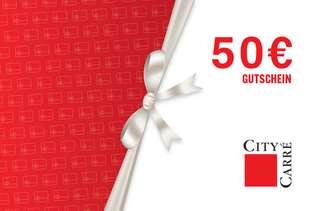50€ City Carré-Gutschein