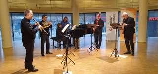 Klavierquintett der Magdeburgerischen Philharmonie