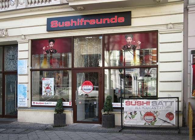 Sushifreunde Hasselbachplatz