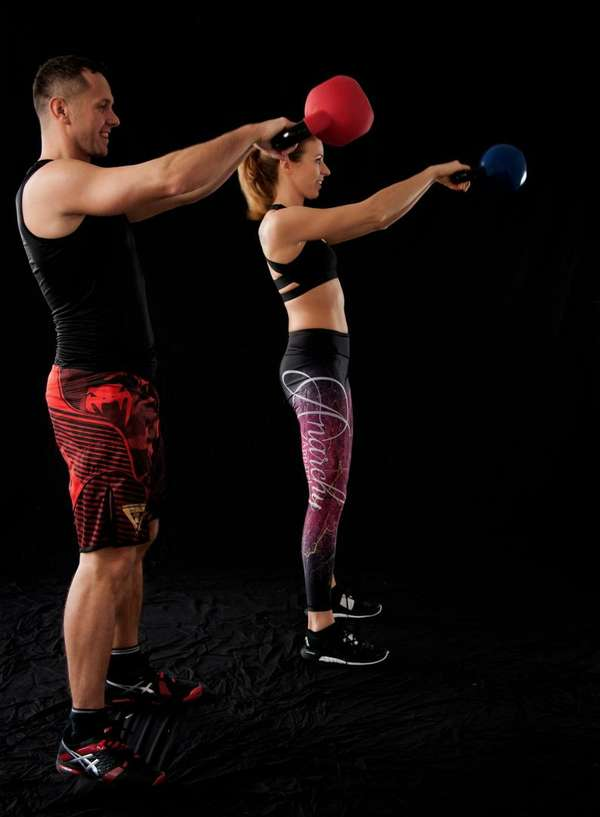 Kettleball-Training