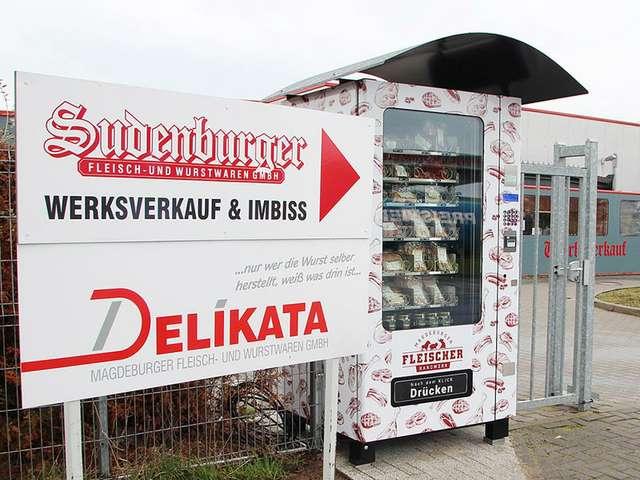 Wurstautomat delikata