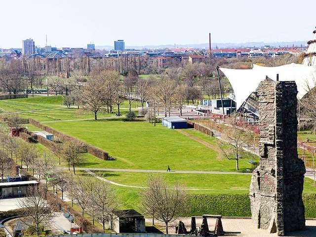 Elbauenpark MDCC-Parkbühne