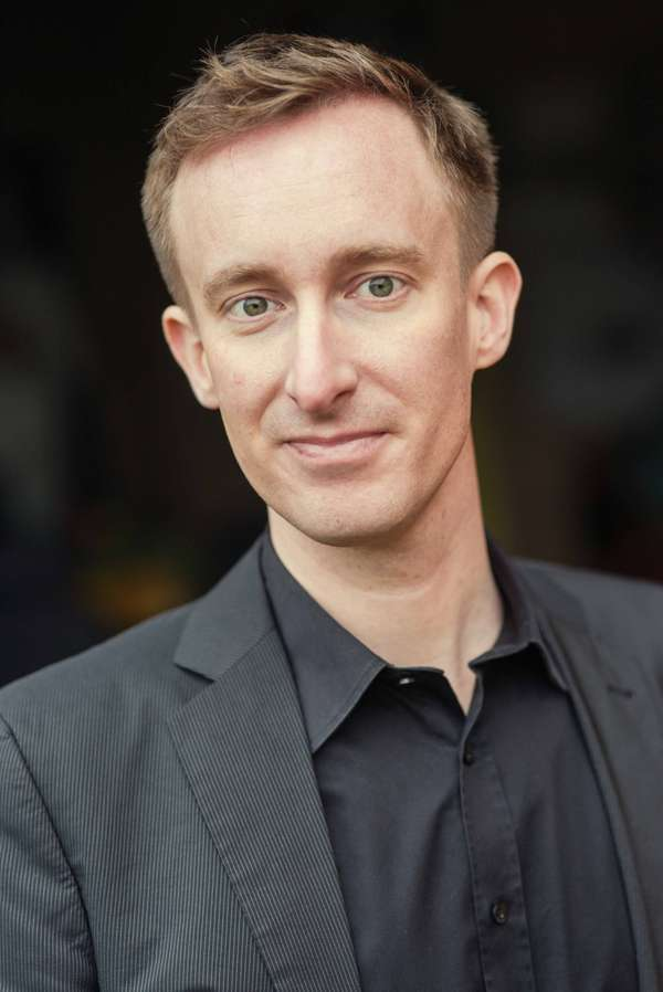 Dramaturg Thomas Schmidt-Ehrenberg