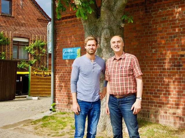 Arne und Tim Garlipp