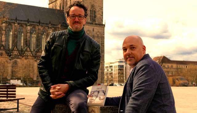 Dirk Schmidt und Guido Brose