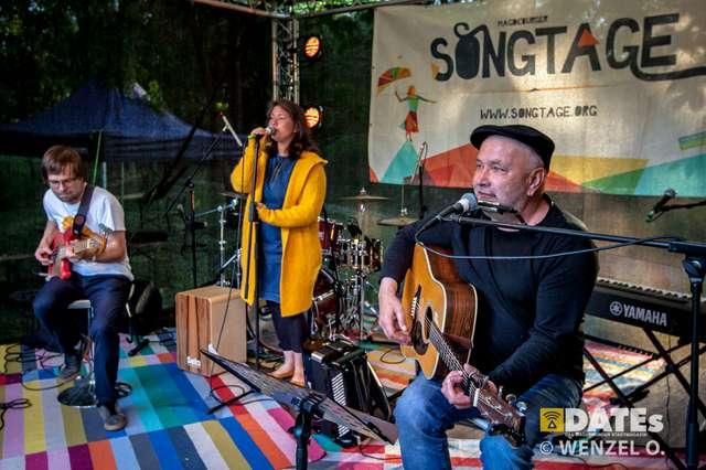 Magdeburger Songtage - Kultursommer 2021
