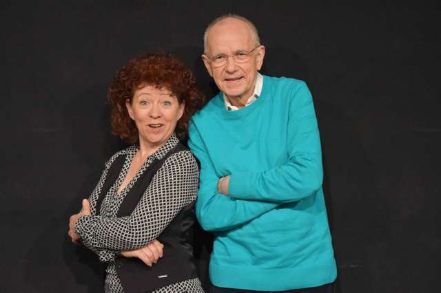 Marion Bach und Hans-Günther Pölitz