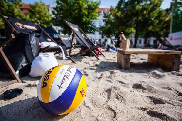 Magdeburg Beach 2021