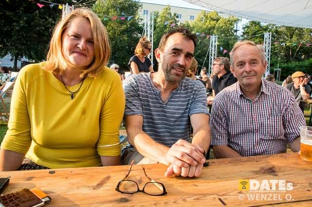 Alexander Scheer   Andreas Dresen & Band – Konzert in der Fest