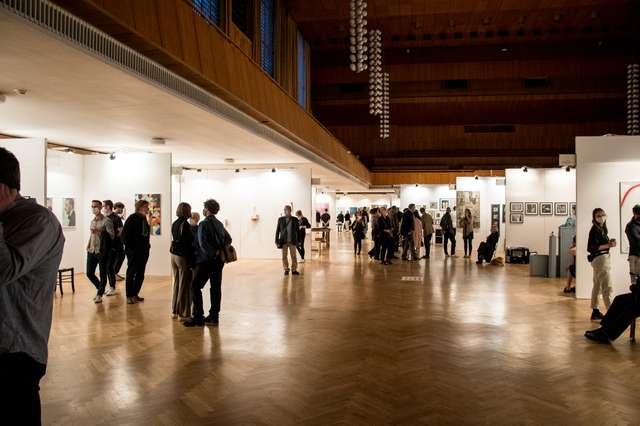 Kunst/Mitte 2020 - Stadthalle Magdeburg