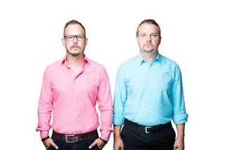 Tobias und Sebastian Hengstmann