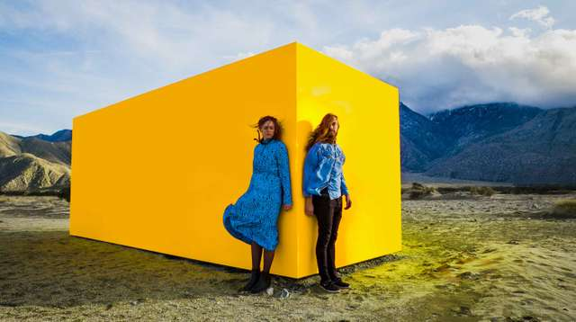 Wolf & Moon - Indie Folk Duo