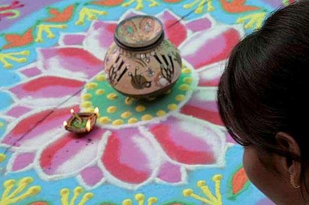 Frauenleben in Indien