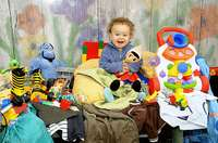Flohmarkt für Baby- und Kindersachen