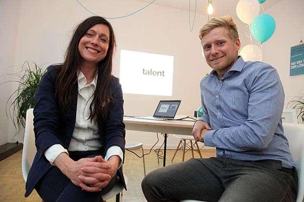 Janine Koska und Martin Hummelt