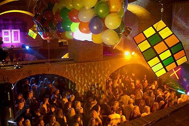 Die große 80er Jahre Party