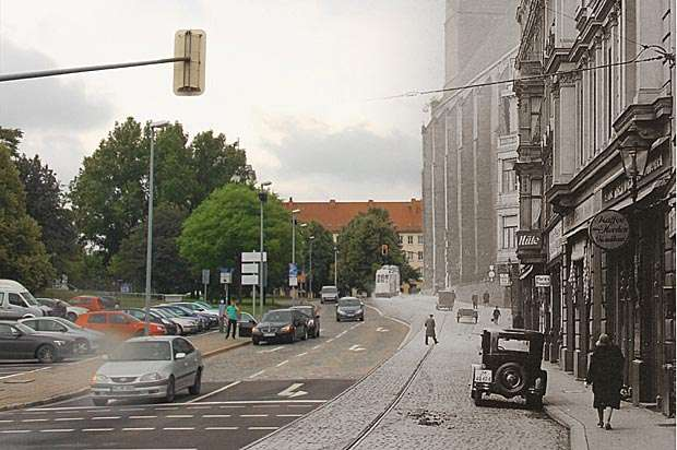 Zeitreisen Magdeburg